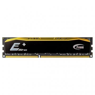 Модуль памяти DDR3 4GB/1600 Team Elite Plus Black