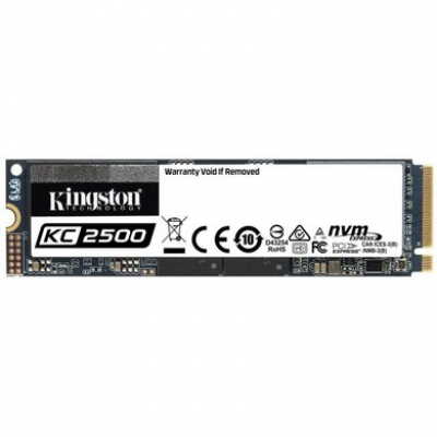 Накопичувач SSD 500GB  Kingston KC2500 M.2