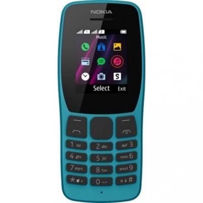 Мобільний телефон Nokia 110 2019 Dual Sim Blue