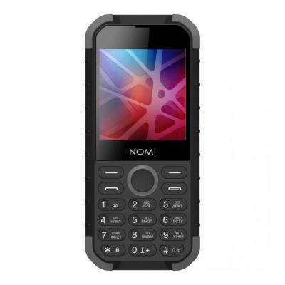 Мобільний телефон Nomi i285 X-Treme Dual Sim Black/Grey