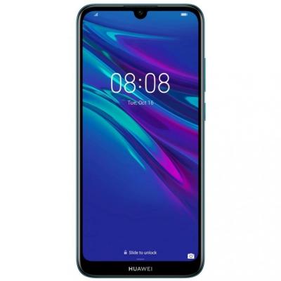Смартфон Huawei Y6 2019 Dual Sim Sapphire Blue
