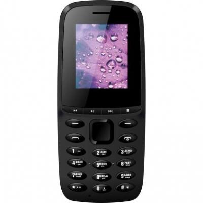 Мобільний телефон Nomi i189 Dual Sim Black