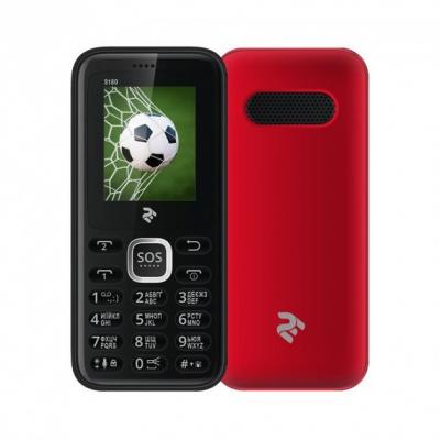 Мобільний телефон 2E S180 Dual Sim Red