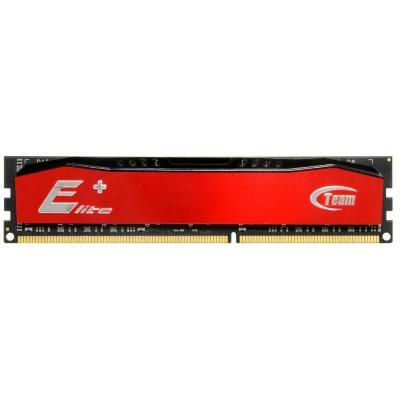 Модуль пам'яті DDR4 4GB 2400 MHz Team Elite Plus Red