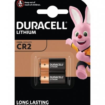 Батарейки Duracell DL CR2 2 шт