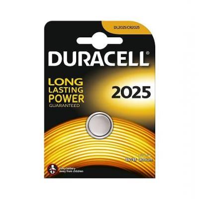 Батарейка Duracell CR 2025