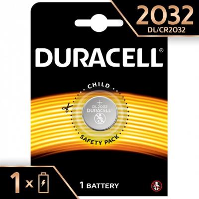 Батарейка Duracell DL/CR2032
