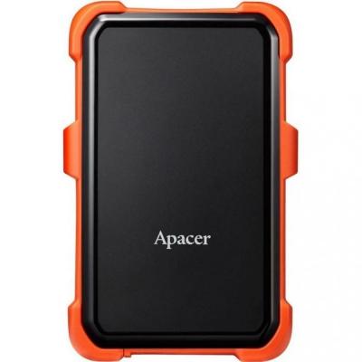 "Жорсткий диск APACER 2.5"" USB 3.1 AC630 1 TB Black/Orange"