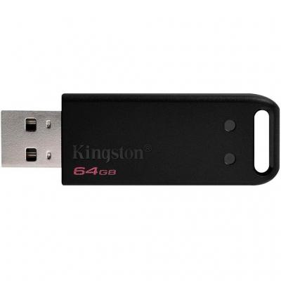Флеш-накопичувач Kingston DT20 64GB USB 2.0