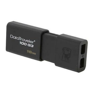 Флеш-накопичувач Kingston DT100 G3 16GB USB 3.0