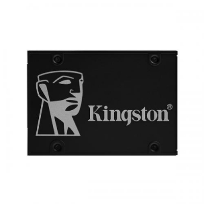 "Накопичувач Kingston SSD KC600 512GB 2.5"" SATAIII 3D TLC"