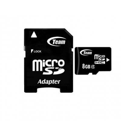 Карта пам'яті Team Micro SD 8Gb 10 class