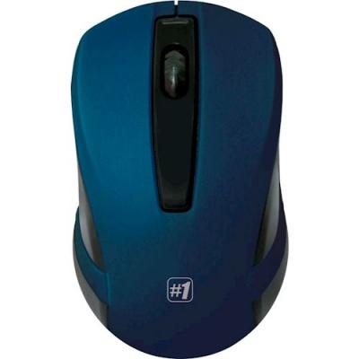 Мишка безпровідна Defender #1 MM-605 Wireless Blue