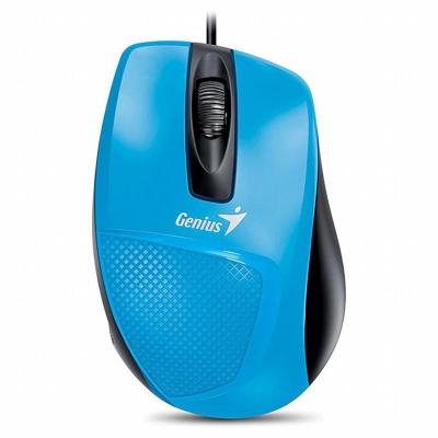 Комп'ютерна мишка  Genius DX-150X Blue/Black USB