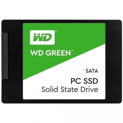 """Накопичувач SSD 2.5"""" 240GB WD Green SATAIII"""