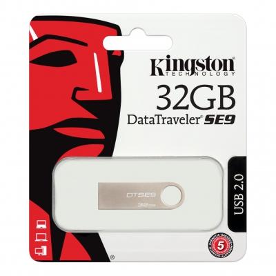 Флеш накопичувач Kingston DTSE9 32GB USB 2.0