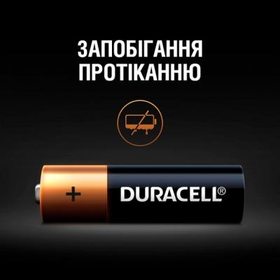 Батарейки Duracell LR06 MN1500 1x(4+2) шт. AA