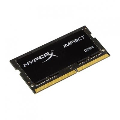 DDR4 Kingston HyperX IMPACT 8GB 2666 MHz CL15 SODIMM