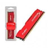 DDR3 Kingston HyperX Fury 8GB 1860MHz CL10 Red DIMM