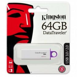 Флеш-накопичувач Kingston G4 USB 3.0 64GB
