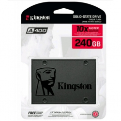 "Накопичувач SSD Kingston A400 240GB 2.5"" SATAIII"