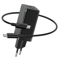 Мережевий зарядний пристрій Baseus GaN2 Q.Charger
