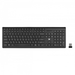 Клавіатура 2E KS210 Slim WL Black USB