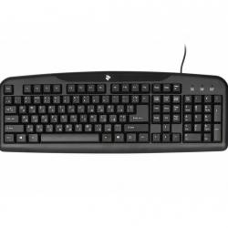 Клавіатура 2Е KS 101 Black USB