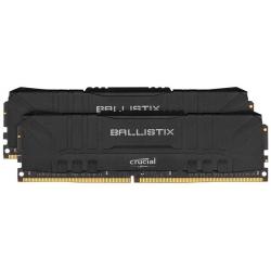 DDR4 Crucial Ballistix Sport LT 16GB (Kit of 2x8192) 2666MHz CL16 DIMM Black