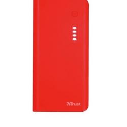 Універсальна мобільна батарея Trust Primo 10000mAh Red