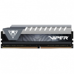 Модуль пам'яті DDR4 8GB 2400MHz Patriot Viper Elite Gray