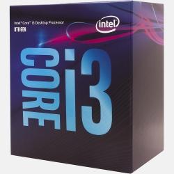Процесор Intel Core i3-8100
