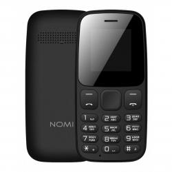 Мобільний телефон Nomi i144c Dual Sim Black