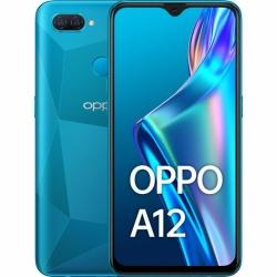 Смартфон Oppo A12 3/32GB Dual Sim Blue