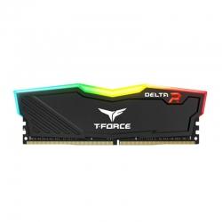 Модуль пам'яті DDR4 8GB 2666 MHz Team Black RGB