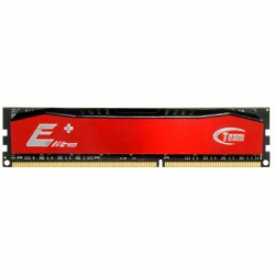 Модуль пам'яті DDR4 4GB 2400 MHz Team Elite Plus Red