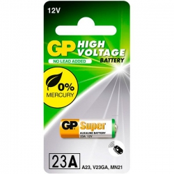 Батарейка GP 23AU-U1, 12V