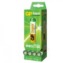 Батарейки Kodak AAA 4 ШТ