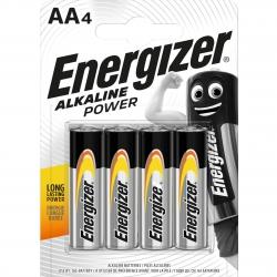 Батарейки Energizer AA 4 шт