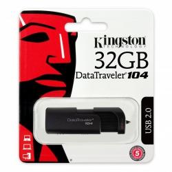 Флеш накопичувач Kingston DT104 32GB USB 2.0
