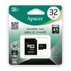 Карта пам'яті Apacer 32 Gb Class 10