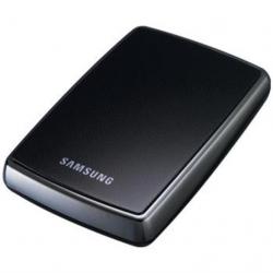 """Накопичувач зовнішній HDD 2.5"""" USB 160GB Samsung Portable Black"""