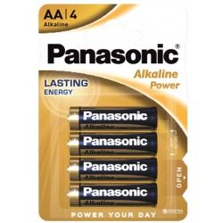 Батарейки Panasonic Alkaline Power лужні AA