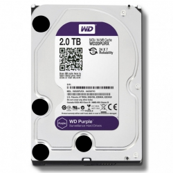 Жорсткий диск Western Digital Purple 2TB