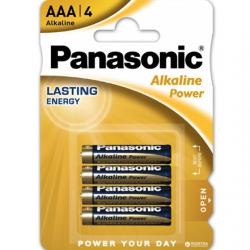 Батарейки Panasonic Alkaline Power лужні AАA