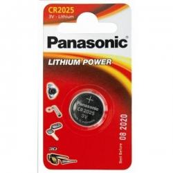 Батарейка Panasonic CR 2025 BL