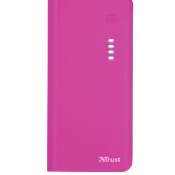 Універсальна мобільна батарея Trust Primo 10000mAh Pink