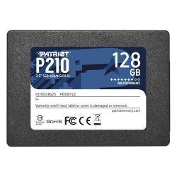 Твердотільний накопичувач SSD Patriot P210 128GB