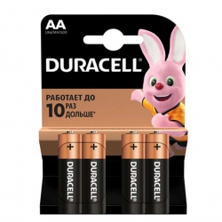 Батарейка Duracell LR06 MN1500 4 шт