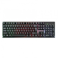 Клавіатура REAL-EL Comfort 7011 Backlit Black USB